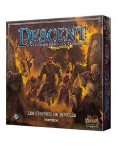 Descent - Extension - Les Chaînes de Rouille