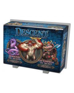 Descent - Extension Héros et Monstres - Les Gardiens du Secret
