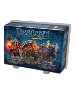Descent - Extension Héros et Monstres - Le Traité des Champions
