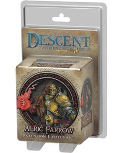 Descent - Extension Lieutenant - Alric Farrow