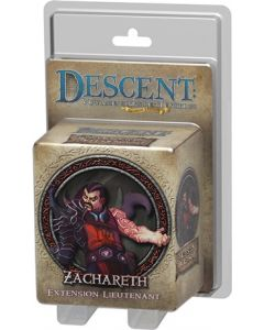 Descent - Extension Lieutenant - Zachareth