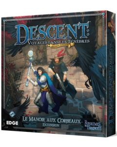 Descent - Extension - Le Manoir aux Corbeaux