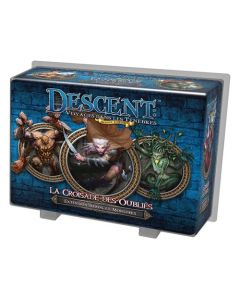 Descent - Extension Héros et Monstres - La Croisade des Oubliés