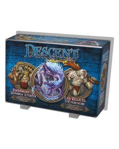 Descent - Extension Héros et Monstres - Les Eclats d'Eternoir