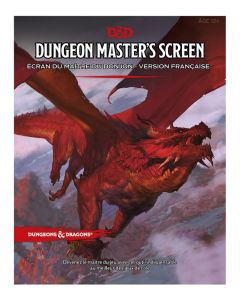 Dungeons & Dragons (JdR 5ème Edition) - Ecran du Maître du Donjon