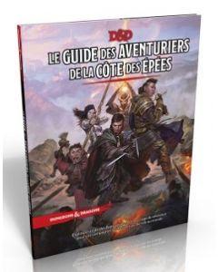 Dungeons & Dragons (JdR 5ème Edition) - Le Guide des Aventuriers de la Côte des Epées