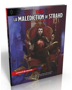 Dungeons & Dragons (JdR 5ème Edition) - La Malédiction de Strahd