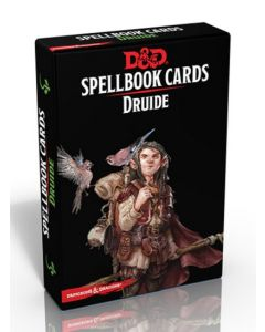 Dungeons & Dragons (JdR 5ème Edition) - Spellbook Cards - Druide