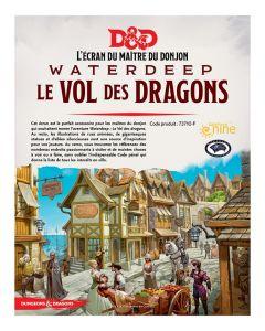 Dungeons & Dragons (JdR 5ème Edition) - Waterdeep - Ecran Le Vol des Dragons
