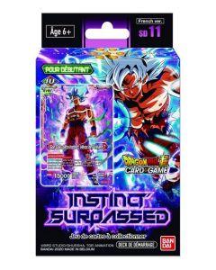 Dragon Ball  Super - Deck de Démarrage - Instinct Surpassed