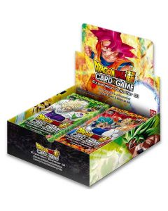 Dragon Ball Super EB01 - Expansion Booster 01 - Boite de 24 Boosters