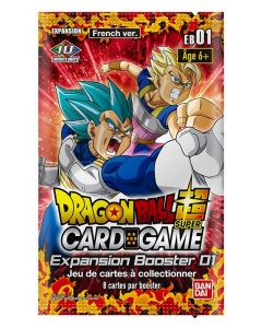 Dragon Ball Super EB01 - Expansion Booster 01 - Booster(s) en Blister