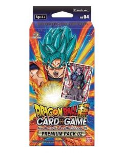 Dragon Ball  Super - Premium Pack 02