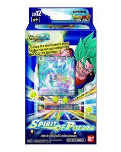 Dragon Ball Super SD12 - Deck de Démarrage - Spirit of Potara