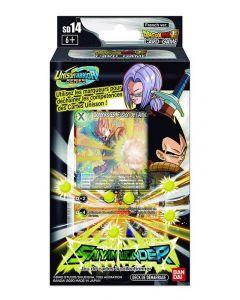 Dragon Ball Super SD14 - Deck de Démarrage - Saiyan Wonder