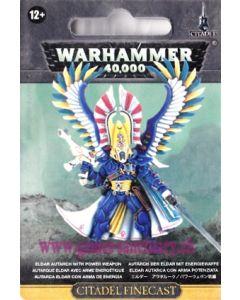 Warhammer 40000 (JdF) - Eldars - Autarque avec Arme Energétique