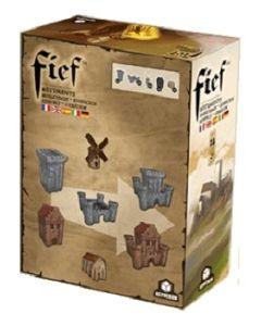 Fief (3ème Edition) - Les Bâtiments