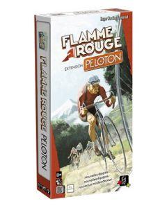 Flamme Rouge - Extension Peloton