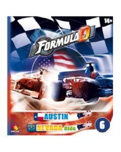 Formula D - Extension 6 - Austin / Nevada