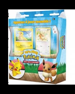 Pokémon - Let's Play - Kit du Dresseur - Pikachu vs Evoli