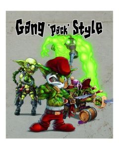 Gob'z'Heroes - Gang Pack Style (4 Figurines)