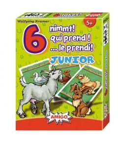 6 qui Prend ! - Junior