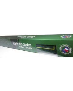 Tapis de Bridge - Couleur Vert - 77x77cm