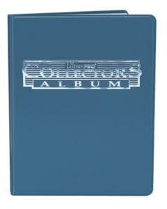 Blue Collectors 9 Pochettes Portfolio