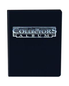 Black Collectors 4 Pochettes Portfolio