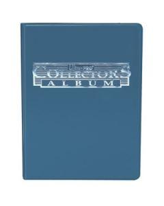 Blue Collectors 4 Pochettes Portfolio
