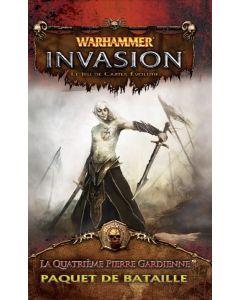 Warhammer (JCE) - Invasion - La Quatrième Pierre Gardienne