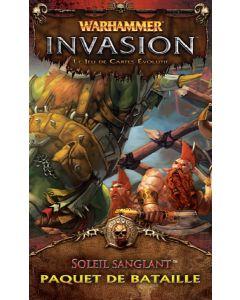 Warhammer (JCE) - Invasion - Soleil Sanglant