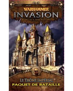 Warhammer (JCE) - Invasion - Le Trône Impérial