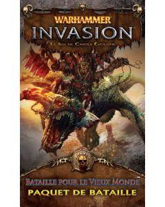 Warhammer (JCE) - Invasion - Bataille pour le Vieux Monde