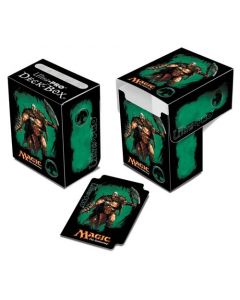 Magic - Deck Box - Mana 4 - Green Garruk
