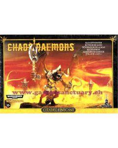 Warhammer et 40000 (JdB) - Démons du Chaos - Buveur de Sang