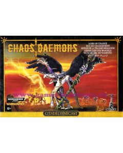 Warhammer et 40000 (JdB) - Démons du Chaos - Duc du Changement
