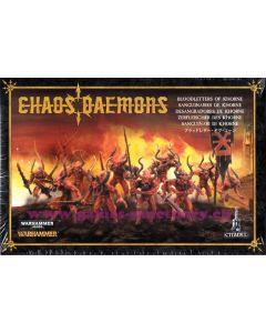 Warhammer et 40000 (JdB) - Démons du Chaos - Sanguinaires de Khorne