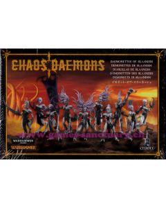 Warhammer et 40000 (JdB) - Démons du Chaos - Démonettes de Slaanesh