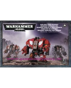 Warhammer 40000 (JdF) - Blood Angels - Dreadnought Furioso