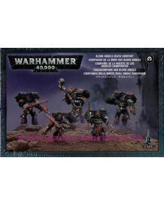 Warhammer 40000 (JdF) - Blood Angels - Compagnie de la Mort