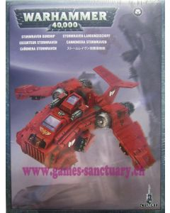Warhammer 40000 (JdF) - Blood Angels - Escorteur Stormraven