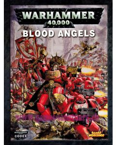 Warhammer 40000 (JdF) - Blood Angels - Codex (Edition 2012)