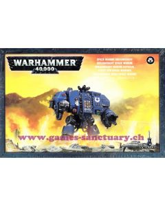 Warhammer 40000 (JdF) - Space Marines - Dreadnought