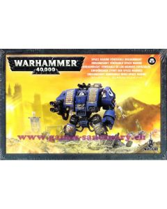 Warhammer 40000 (JdF) - Space Marines - Dreadnought Vénérable