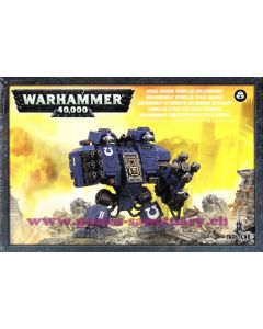Warhammer 40000 (JdF) - Space Marines - Dreadnought Ironclad