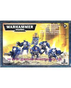 Warhammer 40000 (JdF) - Space Marines - Escouade Terminator