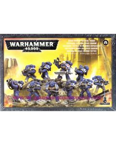 Warhammer 40000 (JdF) - Space Marines - Escouade Tactique