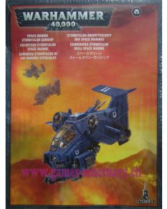 Warhammer 40000 (JdF) - Space Marines - Escorteur Stormtalon