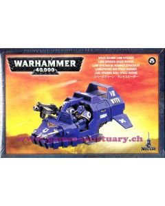 Warhammer 40000 (JdF) - Space Marines - Land Speeder